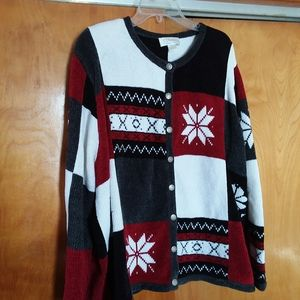 C. J. Banks Sweater